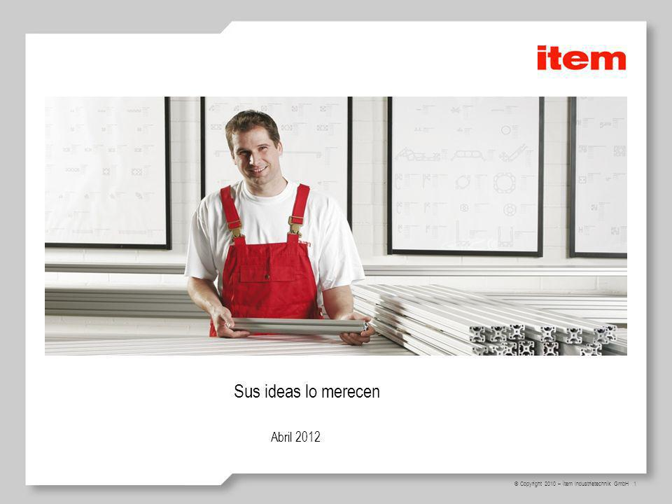 Welcome Sus ideas lo merecen Abril 2012