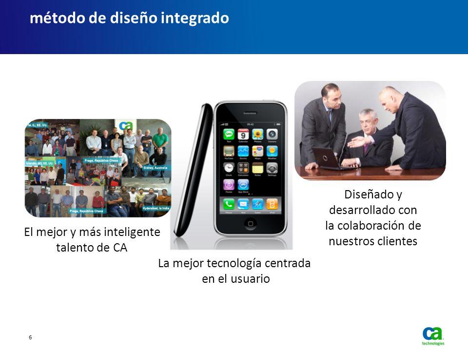 método de diseño integrado