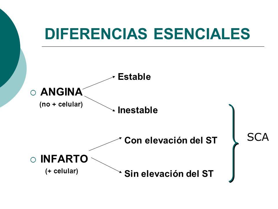 DIFERENCIAS ESENCIALES