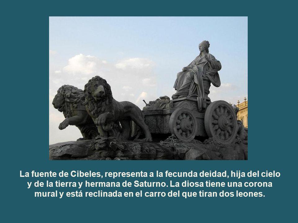 Fuente de la Cibeles