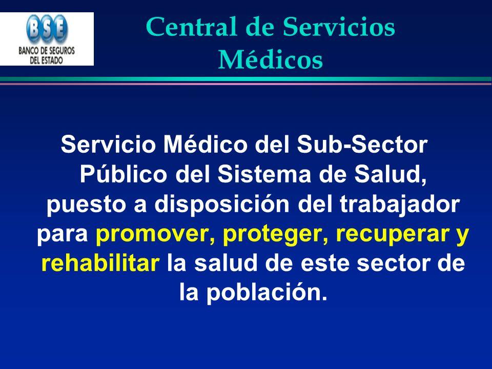 Central de Servicios Médicos