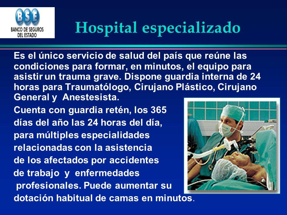 Hospital especializado
