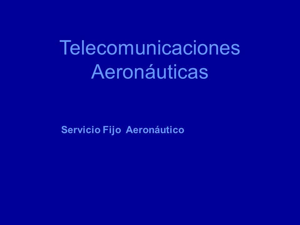Servicio Fijo Aeronáutico