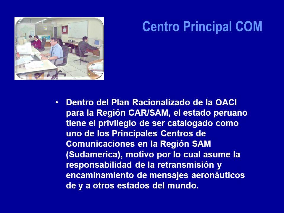 Centro Principal COM