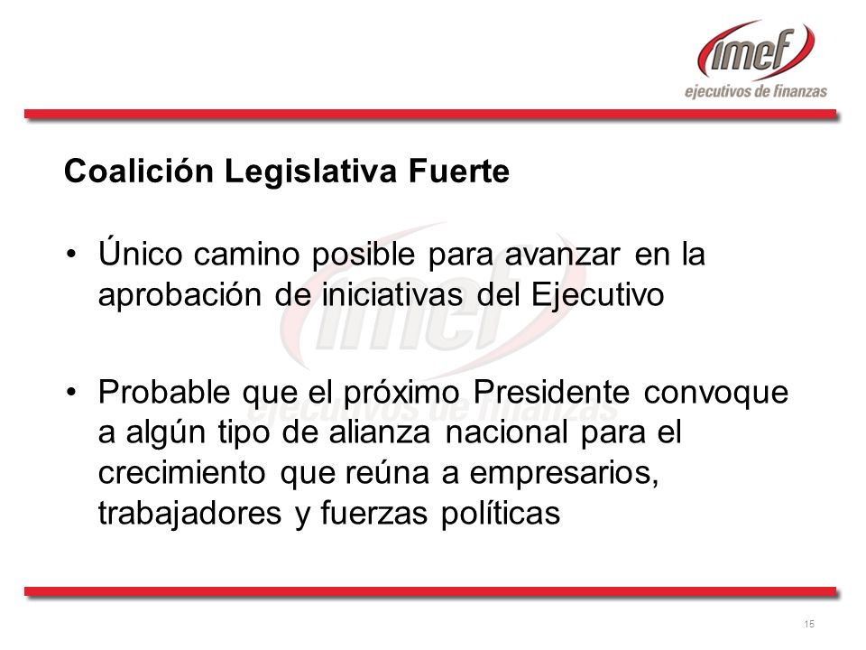 Coalición Legislativa Fuerte