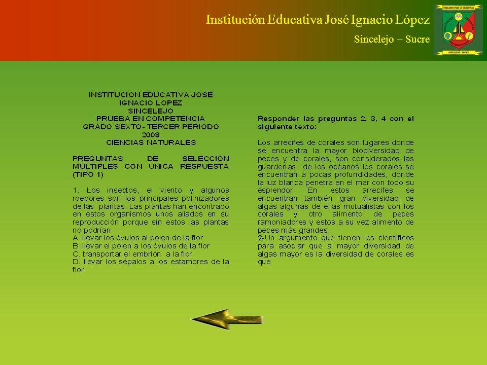 Institución Educativa José Ignacio López
