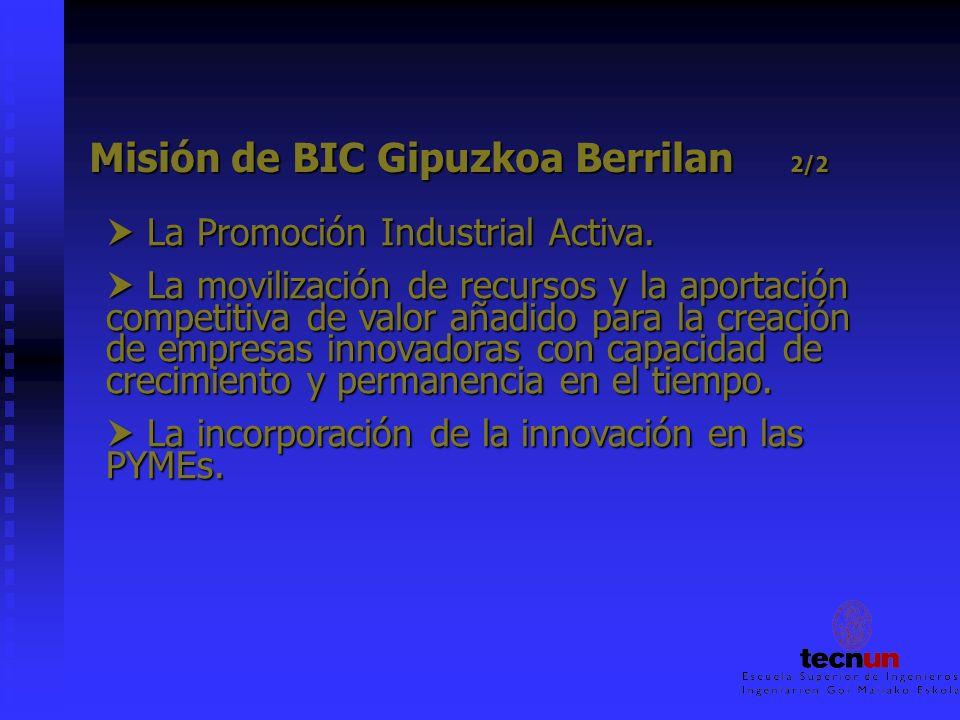 Misión de BIC Gipuzkoa Berrilan 2/2