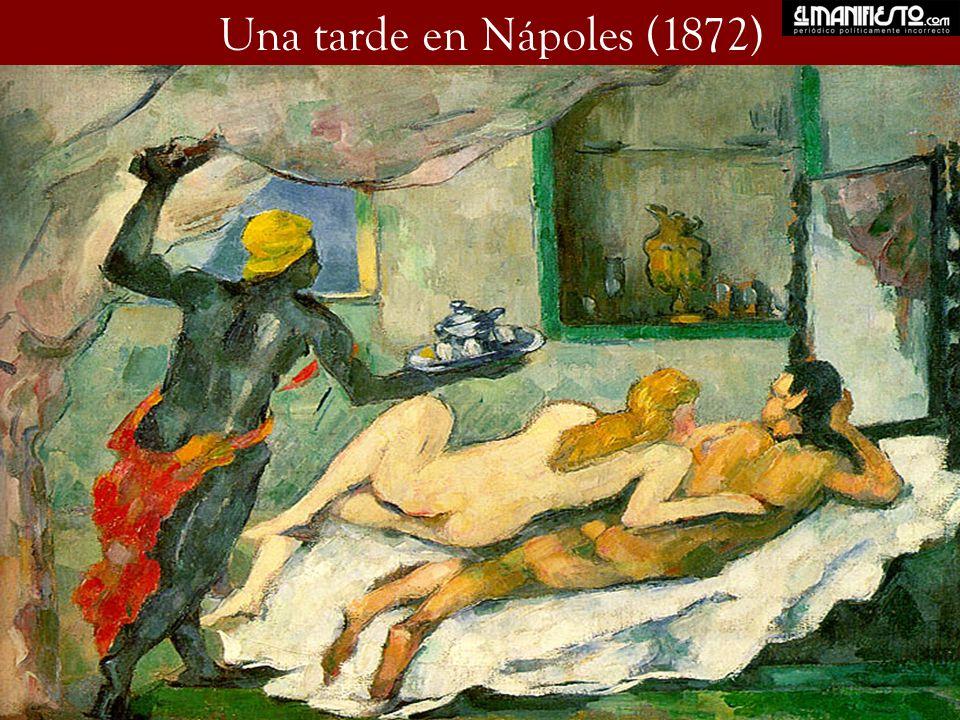 Una tarde en Nápoles (1872)