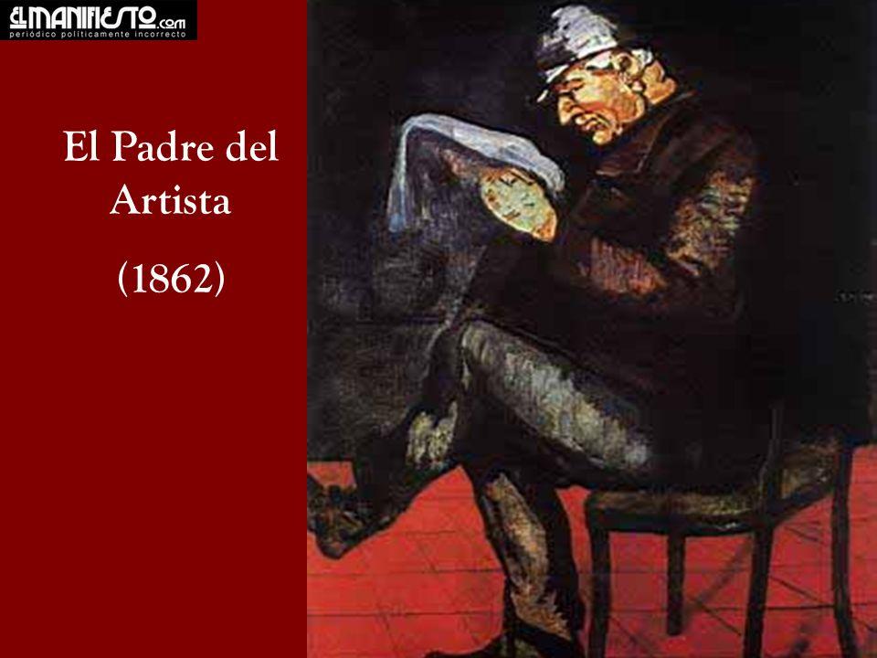 El Padre del Artista (1862)