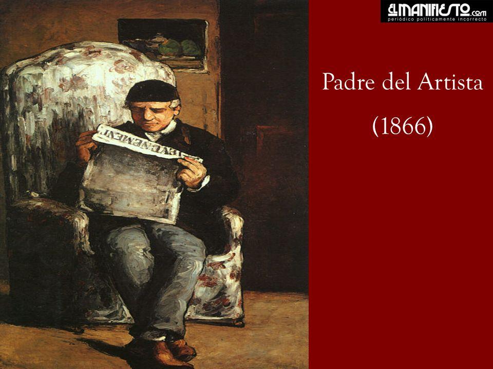 Padre del Artista (1866)