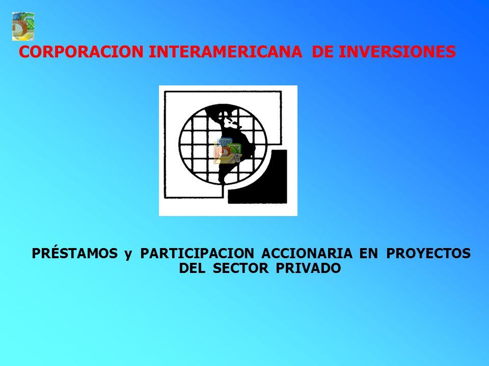 CORPORACION INTERAMERICANA DE INVERSIONES