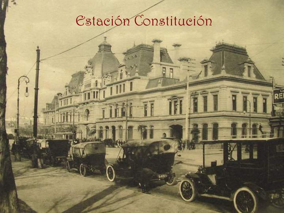 Estación Constitución