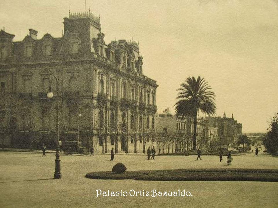 Palacio Ortiz Basualdo.