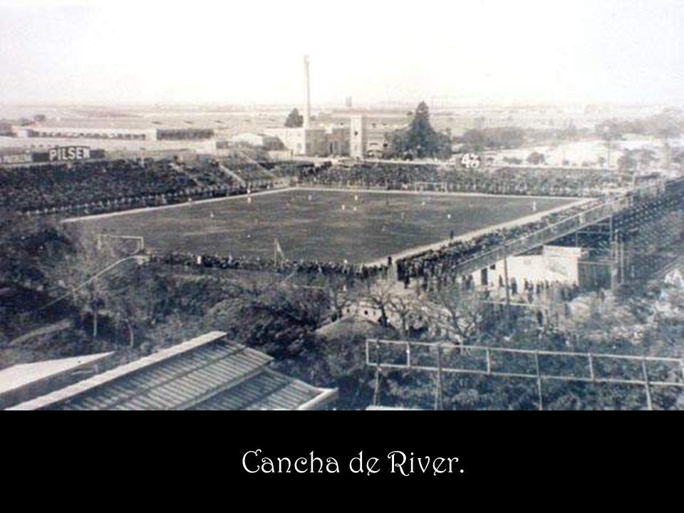 Cancha de River.