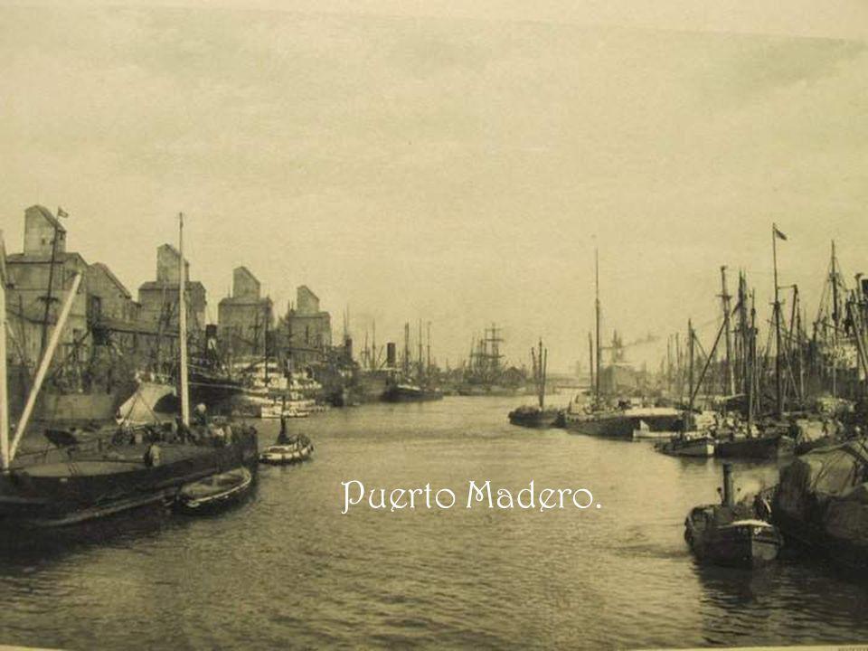 Puerto Madero.