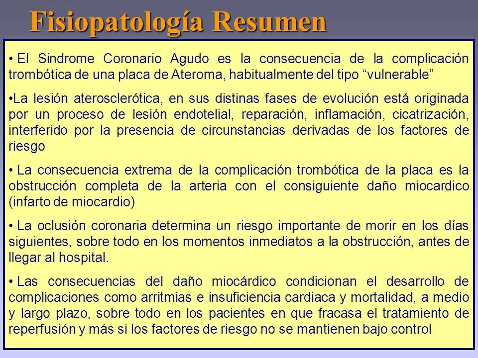 Fisiopatología Resumen