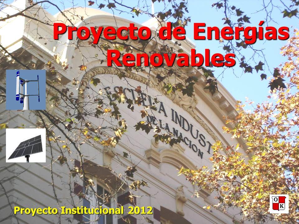 Proyecto de Energías Renovables