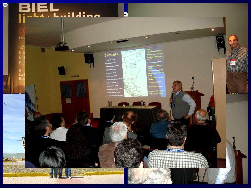 También durante 2011 … El Proyecto de Energías Renovables gana el 2° premio en el rubro Eficiencia Energética en la BIEL 2011 light+building.