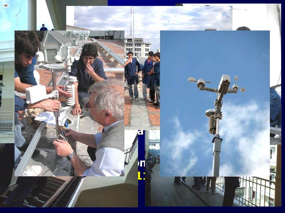 Etapa II Para fines del 2010 se estudia la factibilidad de un convenio de cooperación entre la Escuela OTTO KRAUSE y la FI UBA.