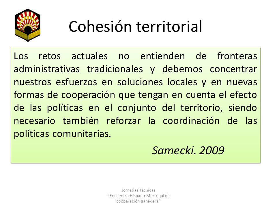 Jornadas Técnicas Encuentro Hispano-Marroquí de cooperación ganadera