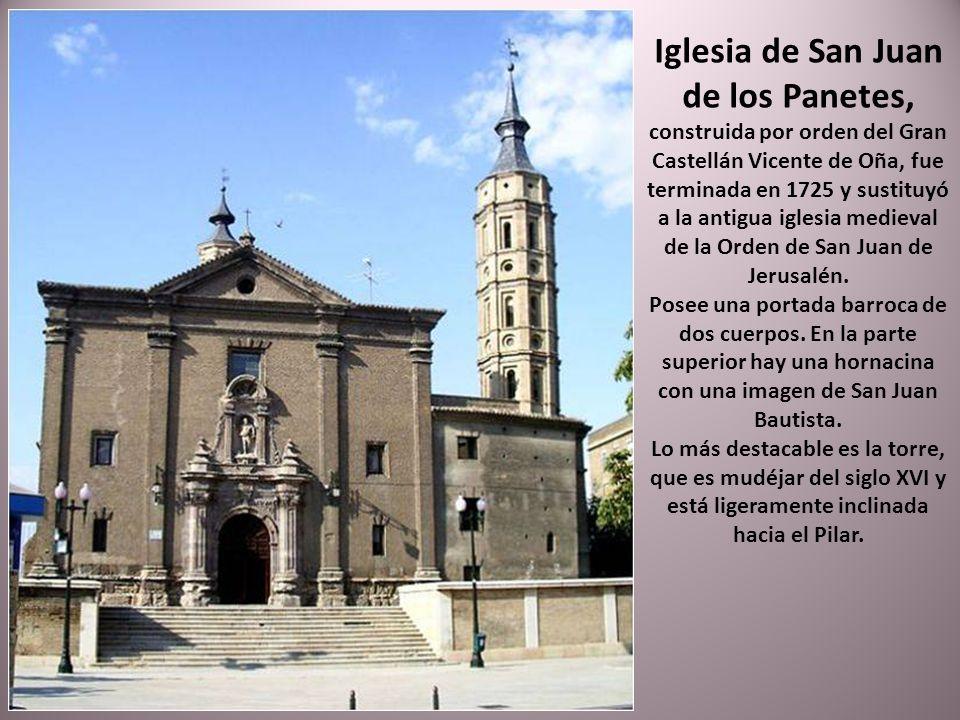 Iglesia de San Juan de los Panetes,
