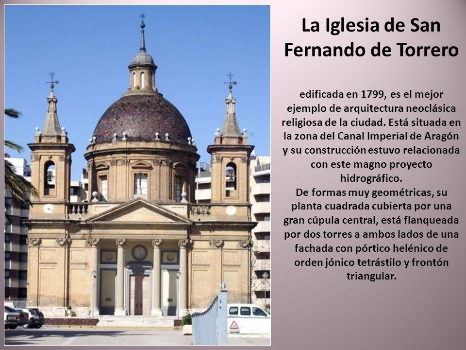 La Iglesia de San Fernando de Torrero