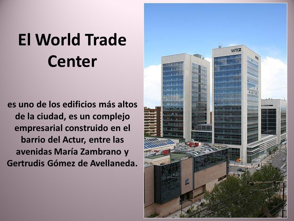 El World Trade Center