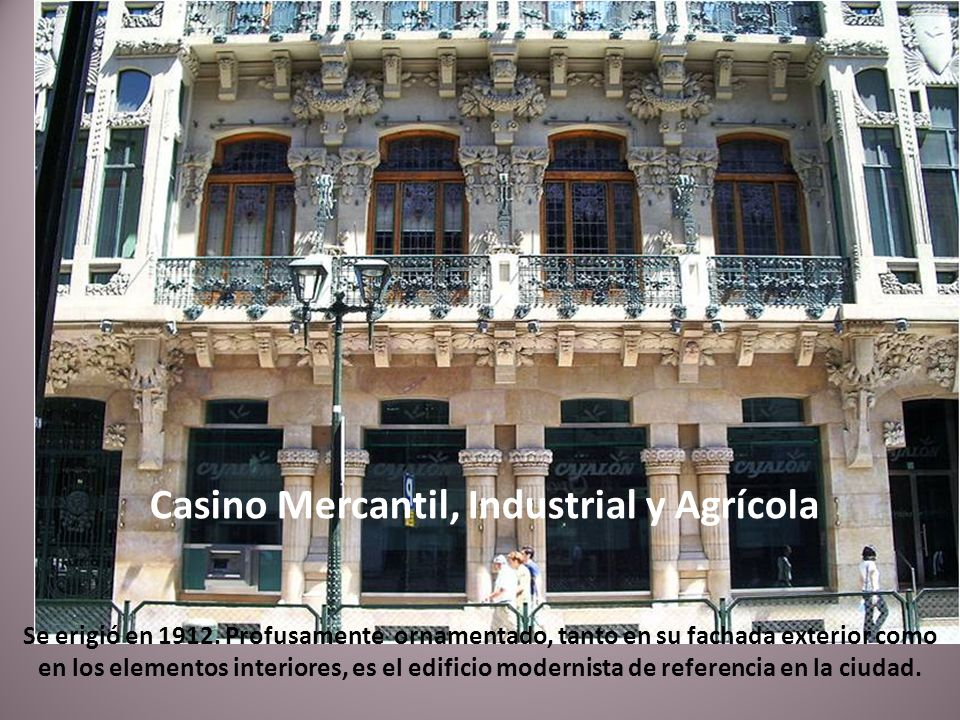 Casino Mercantil, Industrial y Agrícola
