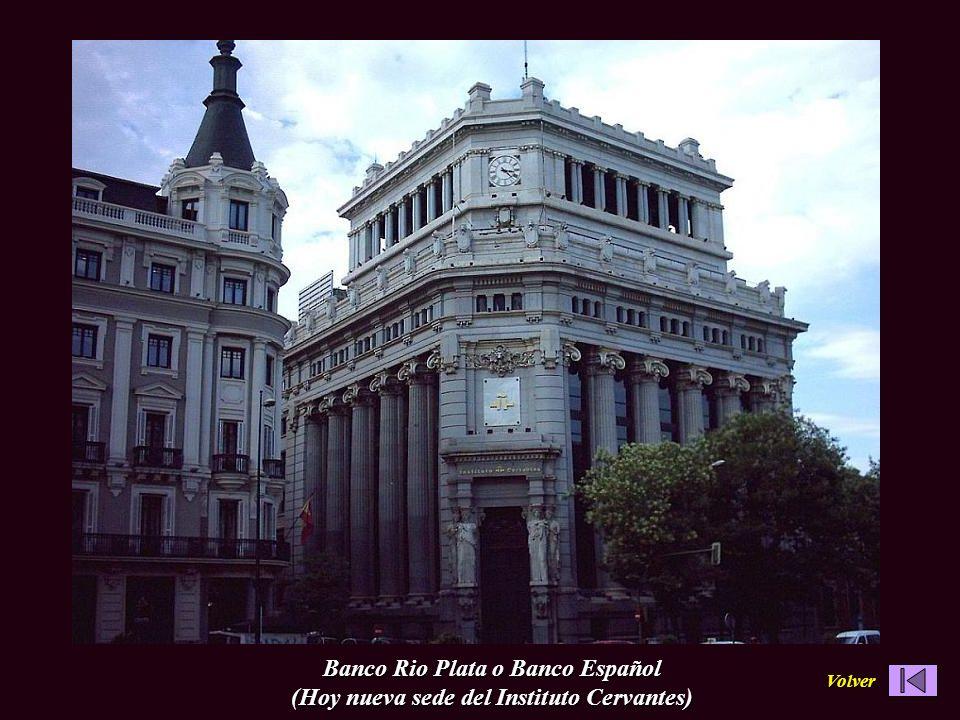 Banco Rio Plata o Banco Español