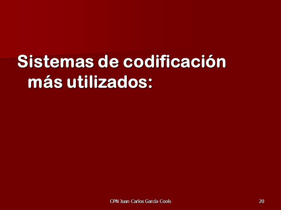 CPN Juan Carlos García Cools