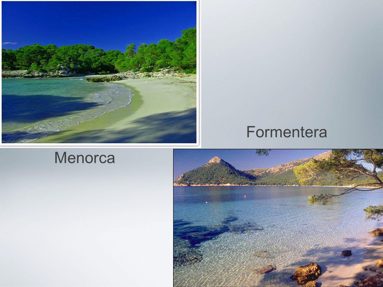 Formentera Menorca