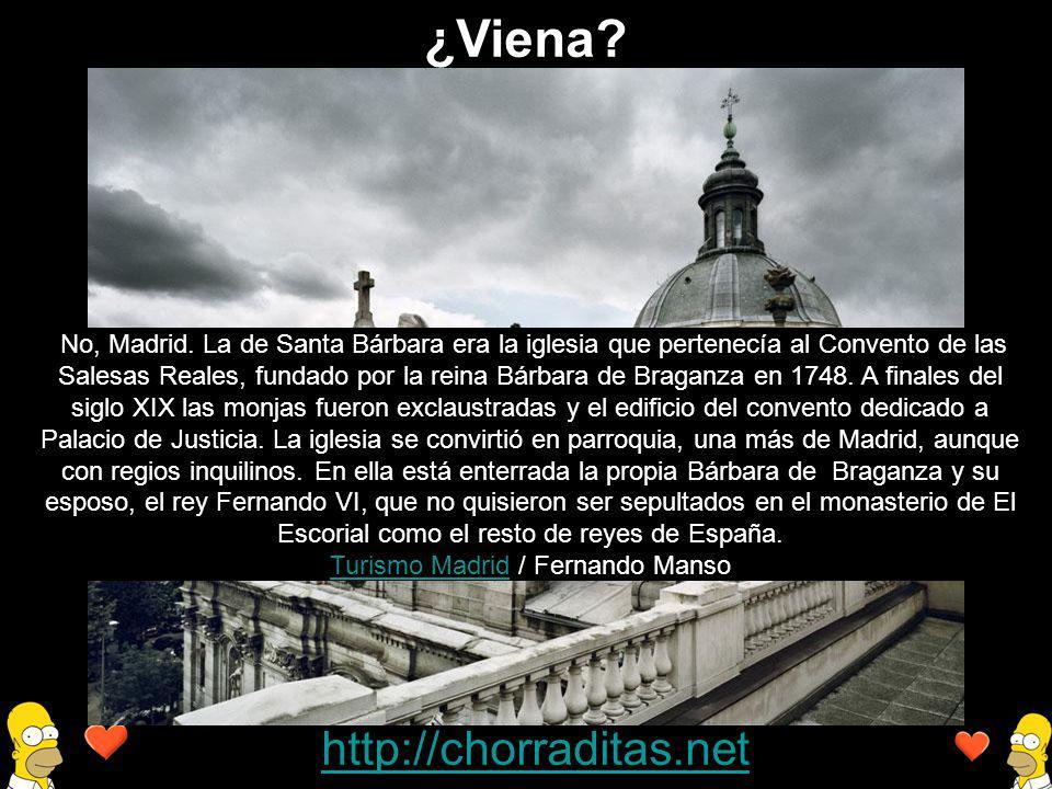 Turismo Madrid / Fernando Manso