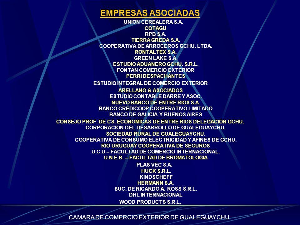 ESTUDIO INTEGRAL DE COMERCIO EXTERIOR