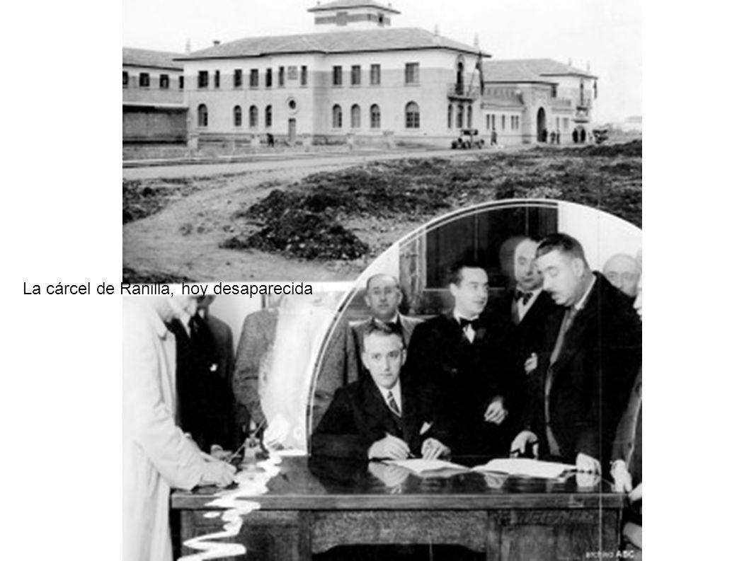 La cárcel de Ranilla, hoy desaparecida