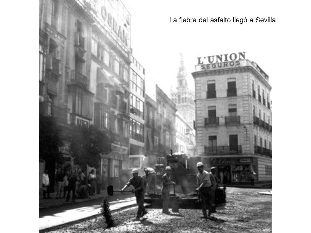 La fiebre del asfalto llegó a Sevilla
