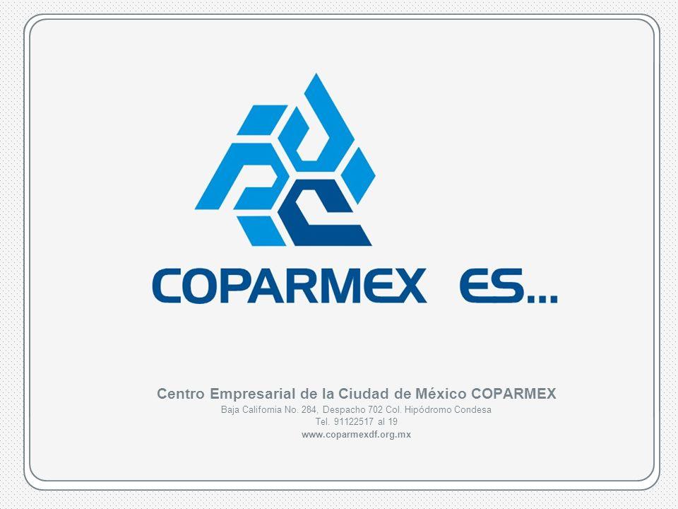 Centro Empresarial de la Ciudad de México COPARMEX