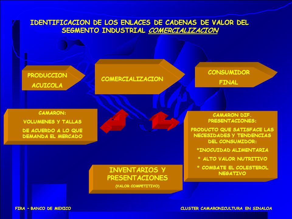 INVENTARIOS Y PRESENTACIONES
