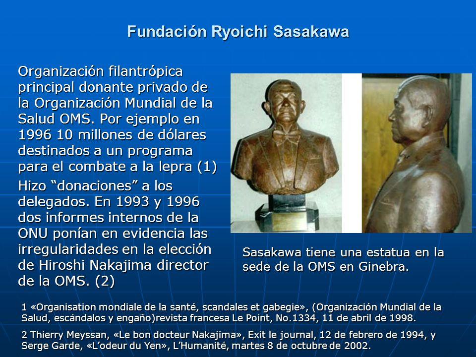 Fundación Ryoichi Sasakawa