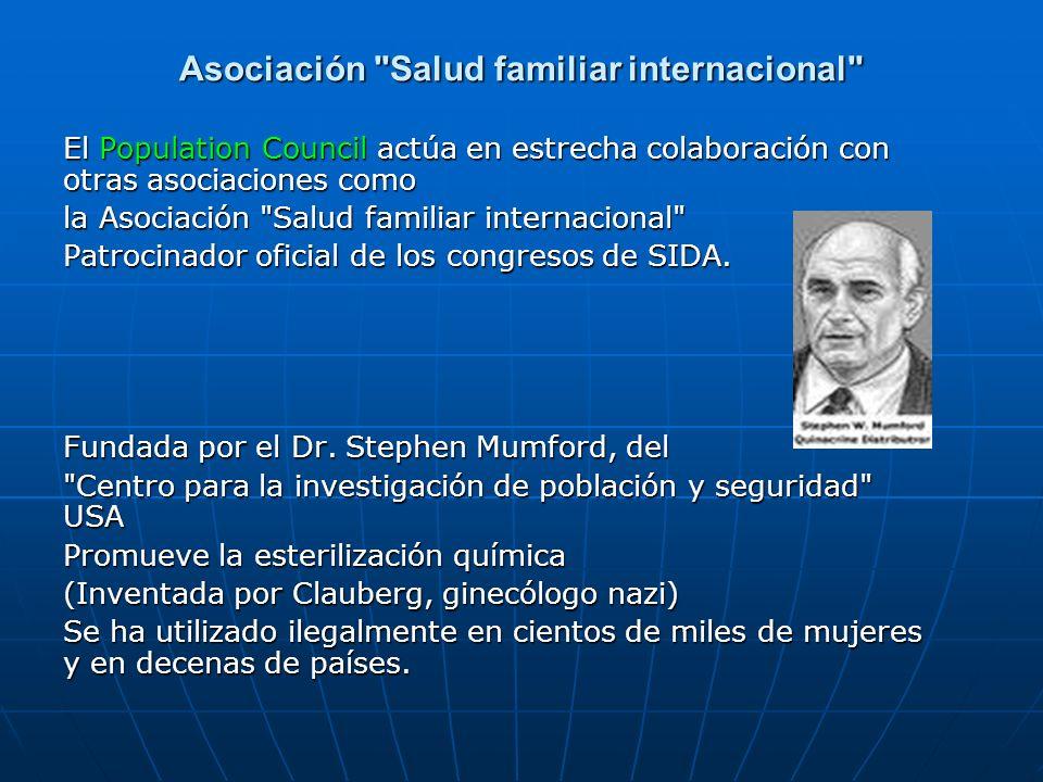 Asociación Salud familiar internacional