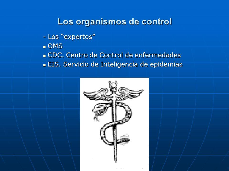 Los organismos de control