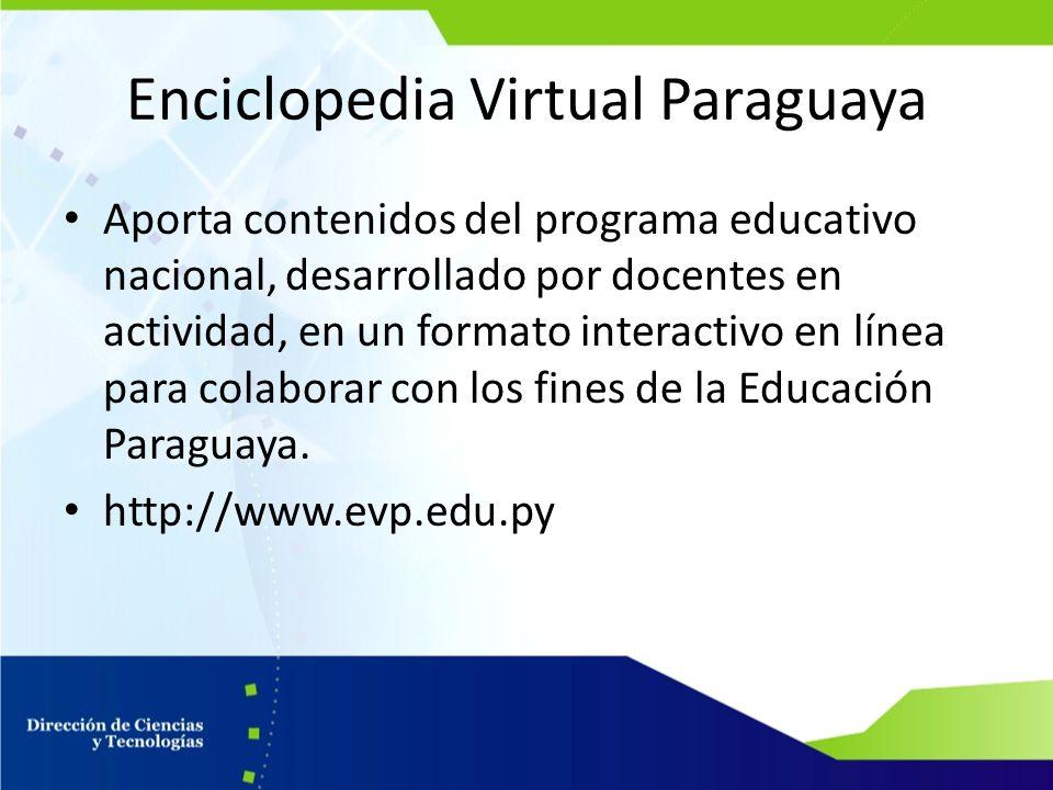 Enciclopedia Virtual Paraguaya
