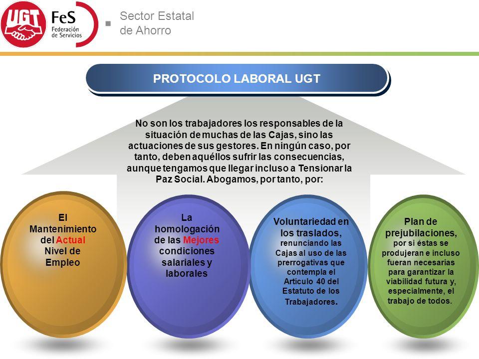 PROTOCOLO LABORAL UGT