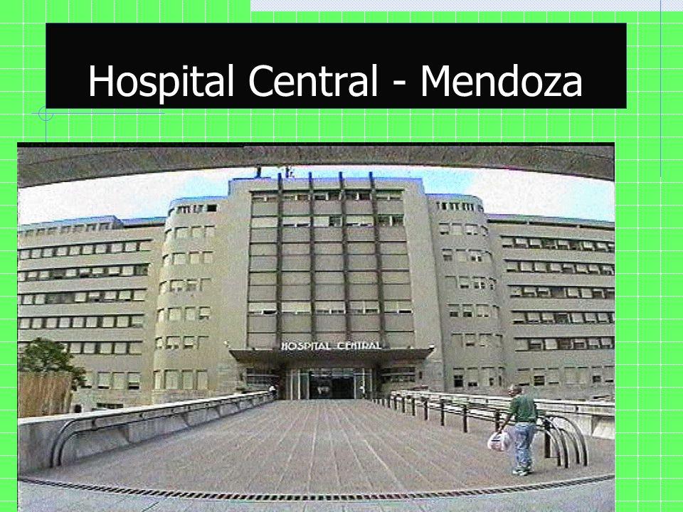 Hospital Central - Mendoza