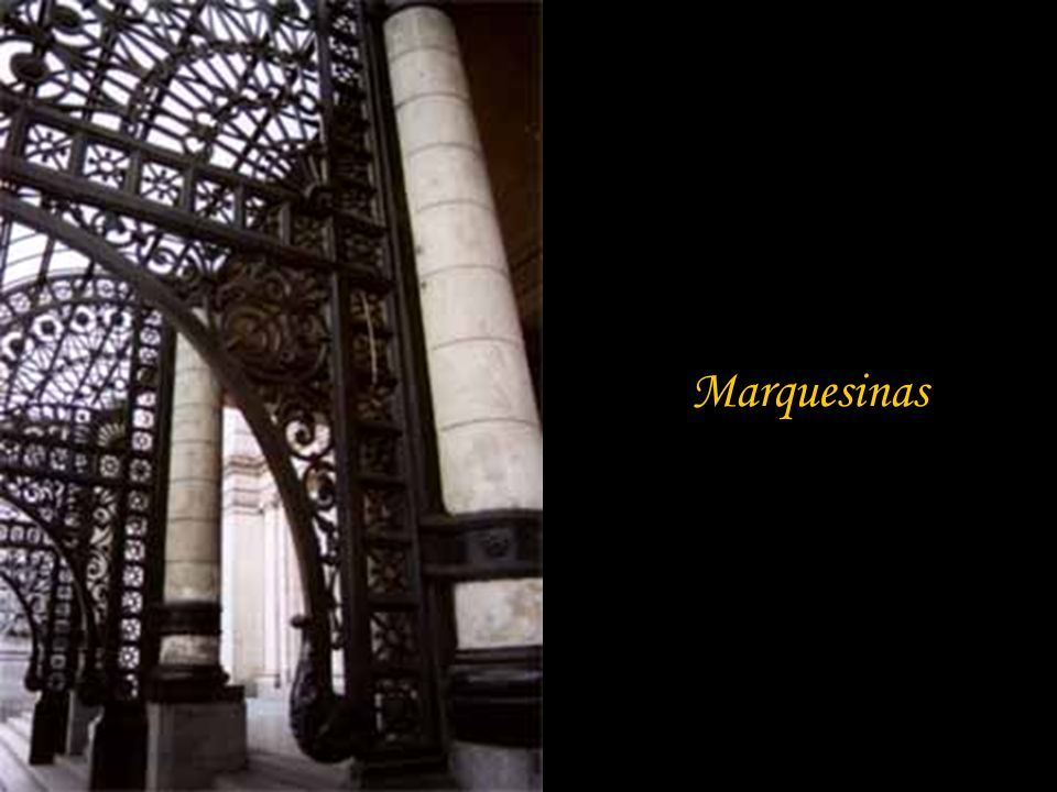 Marquesinas