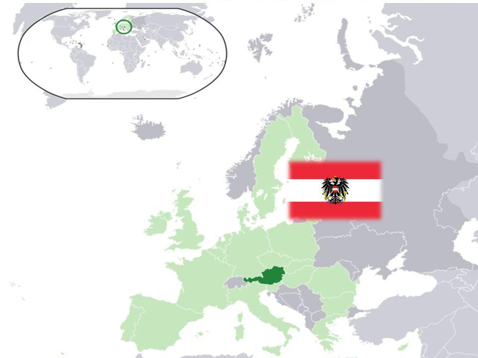 Austria no tiene salida al mar