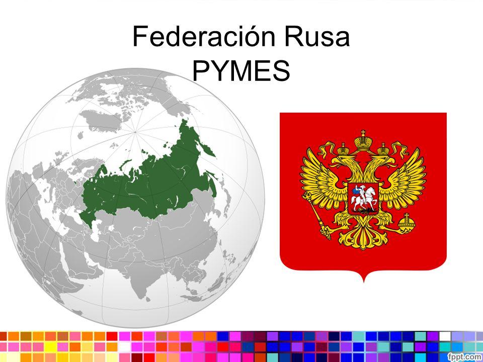 Federación Rusa PYMES