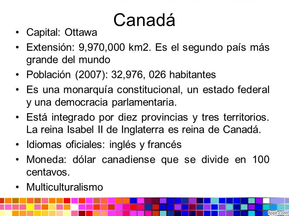 Canadá Capital: Ottawa