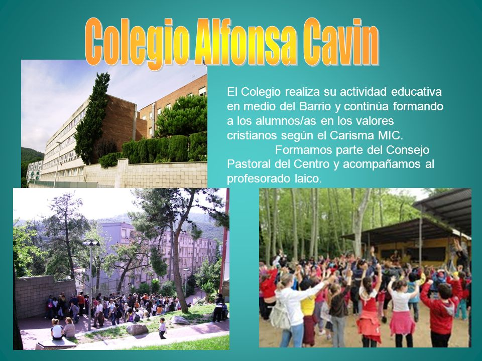 Colegio Alfonsa Cavin