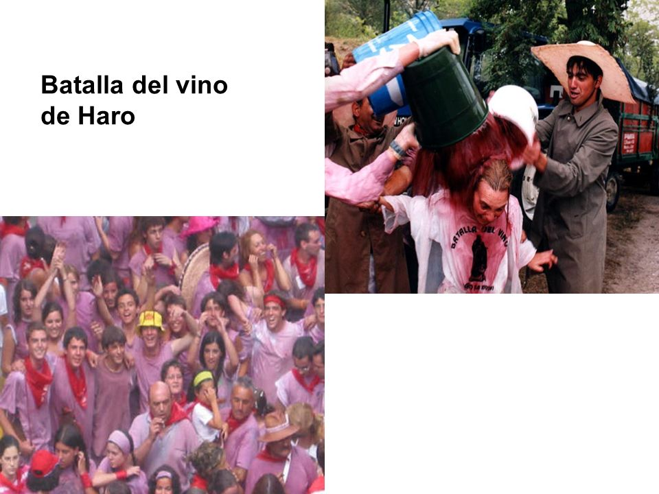 Batalla del vino de Haro
