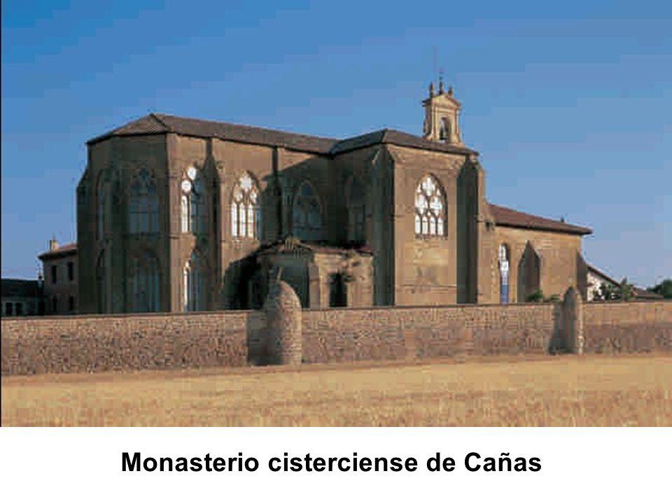 Monasterio cisterciense de Cañas